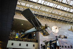 The Smithsonian Air & Space Museum (Manny Esguerra) Tags: thesmithsonian city aerospacemuseum travel washingtondc