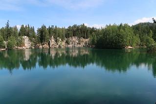 Adršpašské Jezero Pískovna