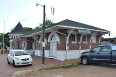 Southern Railway, Alabama, Tuscaloosa (EC Leatherberry) Tags: alabama depot station railroad southernrailway amtrak tuscaloosaalabama 1911 tuscaloosacounty csx us11