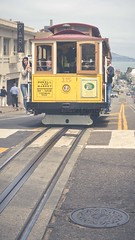 No. 15 (DMotown) Tags: sanfrancisco ca nocal trolley street streetcar sf travel cablecar cable