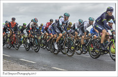 Main Peloton, Tour of Britain stage 3 (Paul Simpson Photography) Tags: ovotob nltour2017 tourofbritain 2017 racing bikes cycling cycles cycle professionalcycling fast speed ff cyclerace sonya77 sonyphotography imagesof imageof photosof photoof paulsimpsonphotography hemets biker scunthorpe northlincolnshire fastbikes fastcycles roadrace sport sportsmen sporting wetweather