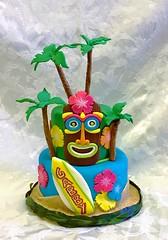 FullSizeRender (2) (Whimsy Cakes) Tags: luau tiki hawaii
