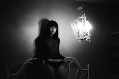 MarianneB by zianophoto - kiev4am | tri-x 400