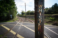WHIST? (cabmanstu) Tags: isleofman manx electric railway tram tracks transport rust