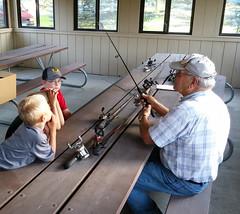 Family Fishing Night