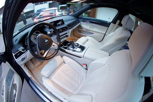 BMW 730 Ld XDrive G12 - 46
