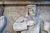 4Y4A0380 (francois f swanepoel) Tags: 1939 artdeco capetown details friese friezes gothic goties graniet granite ianmitfordbarberton kaapstad mutualheightsbuilding oldmutualbuilding stone vignettes