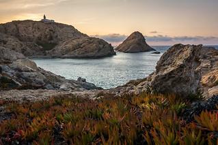 Phare de la Pietra, Ile Rousse, Corsica
