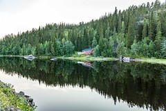 Stillness in Røvassdalen (Einar Schioth) Tags: stillness sky summer water rocks trees tree grass day canon clouds cloud coast shore mirrors house nationalgeographic ngc norway norge nature nordland landscape lake photo picture outdoor einarschioth