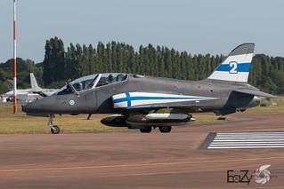 HW-340 Finnish Air Force British Aerospace Hawk Mk.51