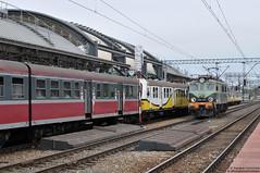 EP07-330 Wrocław Główny (rokiczaaa) Tags: ep07 trapez train zug wrocław station poland railway