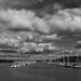 River Hamble (Julian Chilvers) Tags: landscape hampshire uk river water sky cloud yacht boat