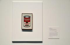 Little Campbell's Soup Can (jpellgen (@1179_jp)) Tags: kc kansascity mo missouri medwest summer usa america travel roadtrip nikon sigma 1770mm d7000 2017 september museum art nelsonatkins andywarhol warhol painting soup pop popart campbellssoup can