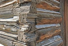 Mormon Barn, Wyoming (robmcrorie) Tags: mormon row barns farm teton grand national park wyoming mountain plain house shed wood trunk iphone 7 plus