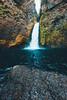 Oregon Gorge Waterfall (BrendanBannister) Tags: banff national park jasper canada oregon washington california waterfalls pnw pacific northwest lake moraine peyto spirit island cascade falls east end rundle canmore