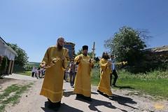 73. Крестный ход в скит святителя Иоанна Шанхайского