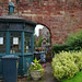 Postern at the entrance to Shrewsbury Castle