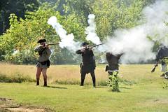 DSC_5033 (Mark Morello) Tags: rogersisland fortedward newyork frenchandindian encampment battle majrobertrogers british french indians usa