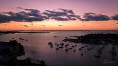 Good morning Annapolis!!! (FotographybyFrank) Tags: sunrise chesapeake annapolis fotographybyfrank morning drone dji mavicpro bay water purple boat