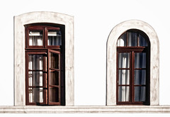 Not Quite The Same (Daniela 59) Tags: window windowwednesdays wall building old oldhouse farmhouse thewhitehouseguestfarm grünau namibia danielaruppel