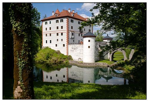 Road Trip to Slovenia: Snežnik Castle