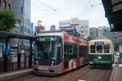 Nagasaki tram (22) (White_Dragon_09) Tags: angenieux retrofocus 3525 r1