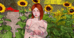 ·160817 (YunaFaustus) Tags: pink gente nature people game secondlife inkhole redhead japan