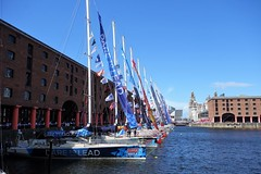 Clipper Round the World Yacht Race 2017 (sab89) Tags: clipper round world yacht race 2017 ventures plc sir robin knox johnstone 70 foot your life liverpool albert docks 2018 dare lead garmin gret britain greenings nasdaq unisef visit seattle sailing ocean