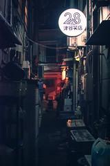 Oimachi - Tokyo, Japan (inefekt69) Tags: japan tokyo oimachi 日本 東京 大井町 street asia city nikon d5500 neon night yokocho alley higashikoji heiwakoji suzurandori tumblr