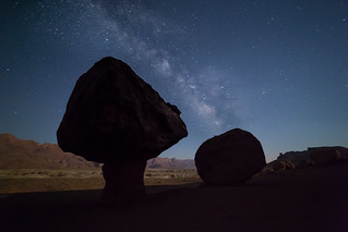 Night in Marble Canyon