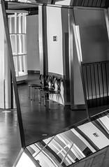 Fragments (thewhitewolf72) Tags: stühle deutscherdom parlament bundestag museum ausstellung berlin mitte gendarmenmarkt spiegel winkel spiegelung