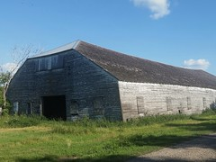 Where once a proud building stood... (canadianlookin) Tags: griswold manitoba history old barn arena grey august 2017
