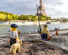 🇬🇧 Anton is in Paris to meet you today at the LEGO Store Paris Les Halles. / 🇫🇷 Anton est à Paris, aujourd'hui, pour vous rencontrer au LEGO Store de Paris Les Halles. (Ballou34) Tags: 2017 7dmark2 7dmarkii 7d2 7dii afol ballou34 canon canon7dmarkii canon7dii eos eos7dmarkii eos7d2 eos7dii flickr lego legographer legography minifigures photography stuckinplastic toy toyphotography toys paris îledefrance france fr 7d mark 2 ii eos7d stuck plastic in legoideas legooldfishingstore 21310 whereisanton anton fisherman old fishing store fish eiffel tower