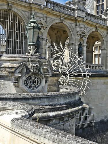 F18 château de Chantilly