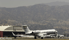HS-KPI G550 (KSBD Photo) Tags: losangeles california unitedstates us hskpi g550 gulfstream glf5 gulfstreamfan gulfstreamforever fanfriday