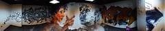 Never Again (HBA_JIJO) Tags: streetart urban graffiti paris art france artist hbajijo wall mur painting letters aerosol peinture portrait lettres murale spray panorama woman bombing urbain girl bustthedrip rehab2