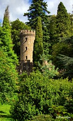 The Tower by pandt - At Powerscourt House and Gardens, Enniskerry, County Wicklow Ireland