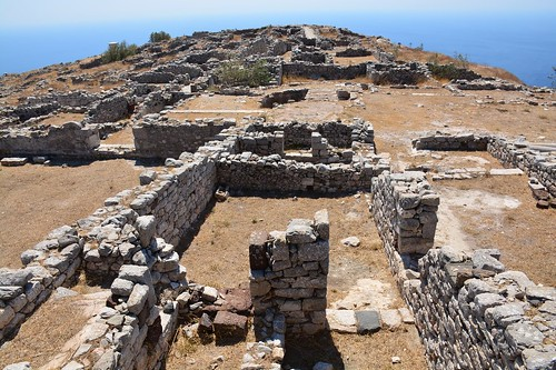 Ancient Thera near Kamari 23 (Santorini, Greece 2017) (Kopie)