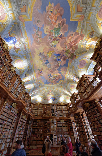 Sankt Florian's library