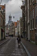 A morning in Haarlem, Netherlands