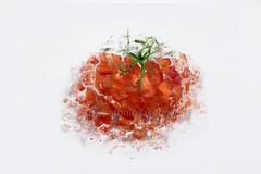 """pomodoro a pezzetti """"disperso.."""" (Antonio Iacobelli (Jacobson-2012)) Tags: pomodoro pezzetti tomato verdure pieces red photoshop dispersion bari nikon d5 nikkor 2485 effect"""
