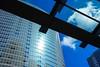 Reflections #2 (Yorkey&Rin) Tags: 2017 bluesky building em5markii fineday japan lumixg20f17 olympus reflection rin september shinagawa tokyo ua020001 ビルディング 映り込み 晴れの日 東京都 品川