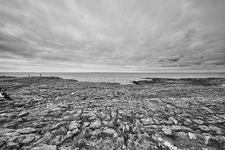 Irland  Burren 2 b&w 1