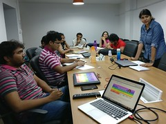 DesignRev.in 35 Color and Design for UI and UX, Workshop NOIDA with Niyam Bhushan - 8 of 22 (niyam bhushan) Tags: android apple apps color colortheory consultant digitaldionysus event graphicdesign gurgaon indoor learners linux mentor nasscom niyambhushan seminar smartphone software tablet talk teacher training ui ux web workshop