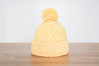 Luxe Kids Beanie (xmoonbloom) Tags: crochet hats cotton beanies toques crafts etsy gifts harrypotter gryffindor accessories yellow pompoms babies toddlers kids children