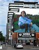 Canada: Kensington Market mural, Toronto (Henk Binnendijk) Tags: kensingtonmarket kensington toronto ontario canada augustaavenue nassaustreet baldwinstreet hippies eclectic street neighbourhood shops cafés alternative collegestreet billboard sign nora