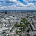 Luftbild: Kölner Dom, Aachener Straße und Neumarkt