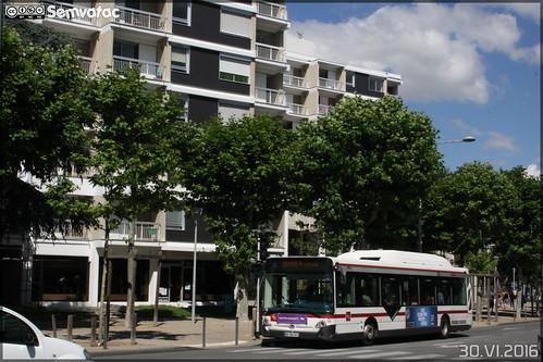 Heuliez Bus GX 327 GNV - T2C (Transports en Commun Clermontois) n°149