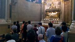 Visitando las religias del Santo Cura de Ars