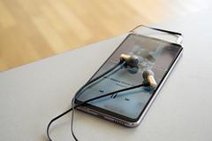 Lr43_L1000141 (TheBetterDay) Tags: earphones vjjb earphone v30 lg lgv30 headset product item av sound unbox je701